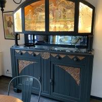 Coucou du dimanche & Restauration meuble Art Déco: Partie 3/3 Mise en beauté