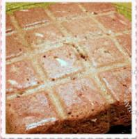 Mercredi avec les enfants: Gâteau praliné