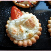 Mini tartellettes Pour l'apéritif ♥ ♥ ♥.....